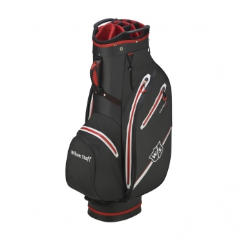 Wilson Cart Bag dry tech lite, black red