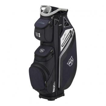 Wilson Cart Bag EXO mit nur 2,3 KG, black-silver
