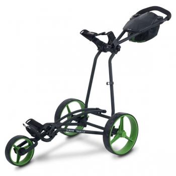 Golfcart BIG MAX Autofold X, Push Trolley, phantom-grün