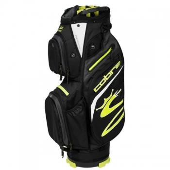 Cobra King Ultra-light Cart Bag, fluo-yellow