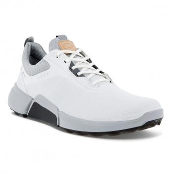 ECCO BIOM Hybrid 4 mens Golf Schuh, weiß