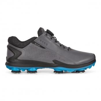 ECCO Golf mens Shoe Biom G3 BOA, dark shadow