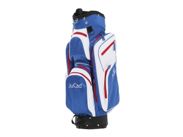 JuCad  Junior Cart Bag, blue-white-red