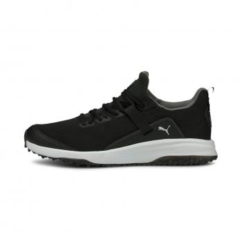 Puma Fusion EVO mens Golf Schuh, black