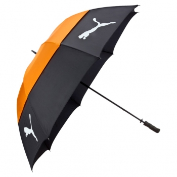 Puma Storm Schirm/umbrella, black-orange