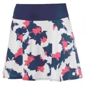 Puma FLORAL Skirt, dark denim