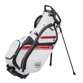 Wilson carry Bag EXOII mit nur 2,3 KG, white