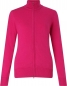 Preview: Callaway lady Woll Wind-Cardigan, magenta
