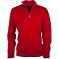 Preview: Greg Norman Lined merino woll Sweater, red