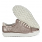 Preview: ECCO Casual Hybrid, lady Golf Schuh, gold