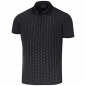 Preview: Galvin Green MATT mens Polo, carbon