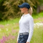 Preview: Galvin Green Damen LS Polo MELINDA, white