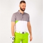Preview: Galvin Green MICK mens Polo, sharkskin