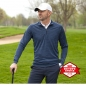 Preview: Galvin Green DIXON mens Insula™ 1/2 Zipp, navy