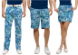 "Preview: Loudmouth™ Pant ""summer of love"", blue"