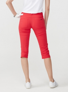 Röhnisch AKTIVE lady Capri Hose, red