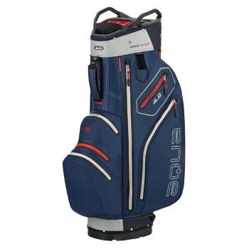 Big Max AQUA V-4 Cart bag, navy-white