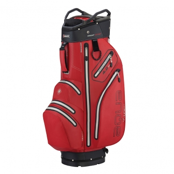 Big Max AQUA V-4 Cart bag, red