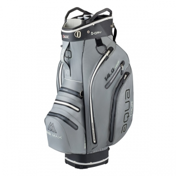 Big Max AQUA Tour 3 Cart bag, grey-black