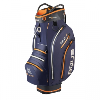 Big Max AQUA Tour 3 Cart bag, navy-orange