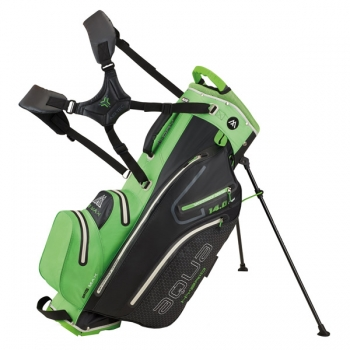 Big Max Aqua Hybrid 2 carry bag, lime