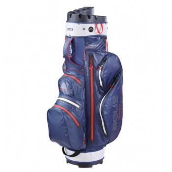 Big Max AQUA SILENCIO 3 Cart bag, navy