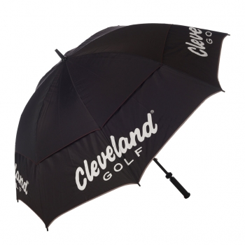Cleveland Golf Schirm umbrella in black rubin