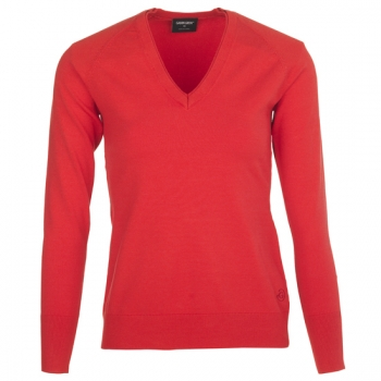 Galvin Green lady Sweater CAITLIN, red