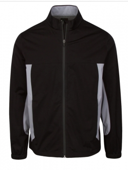 Greg Norman mens Shark Regenjacke, black
