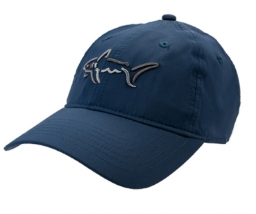 Greg Norman mens Tech Cap mit front Logo in navy