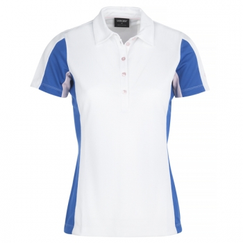 Galvin Green Polo MARGO in white-imperial