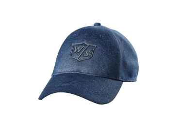 Wilson unisex Staff One Touch-Kappe, grau