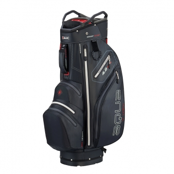 Big Max AQUA V-4 Cart bag, black