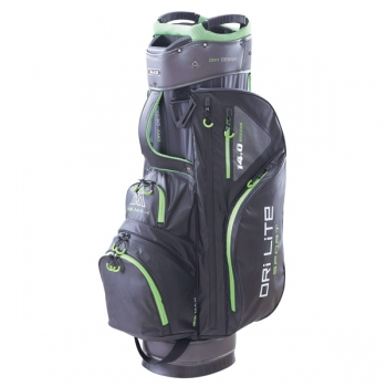 Big Max Dri-lie Sport cart Bag, black-lime