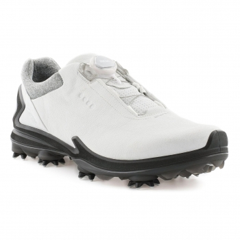 ECCO Golf mens Shoe Biom G3 BOA, weiß