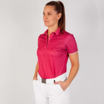 Galvin Green MINOO lady Polo, pink