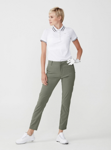 Röhnisch FLOW lady Golf PANT, combat-green