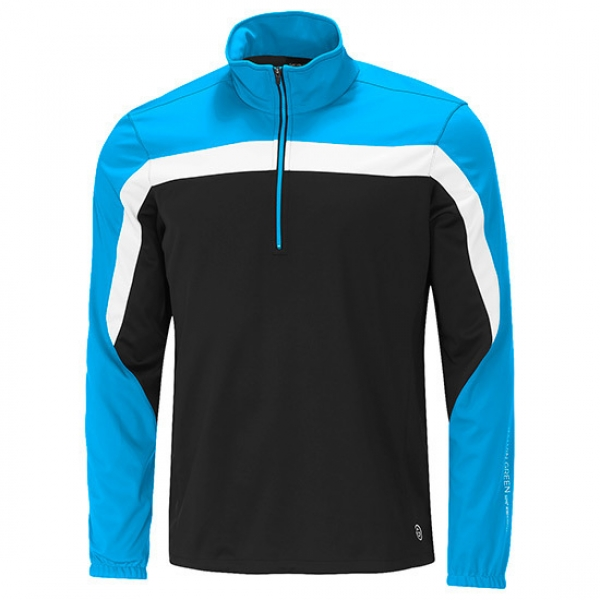 Galvin Green BART Windstopper ZIPP, deep-ocean