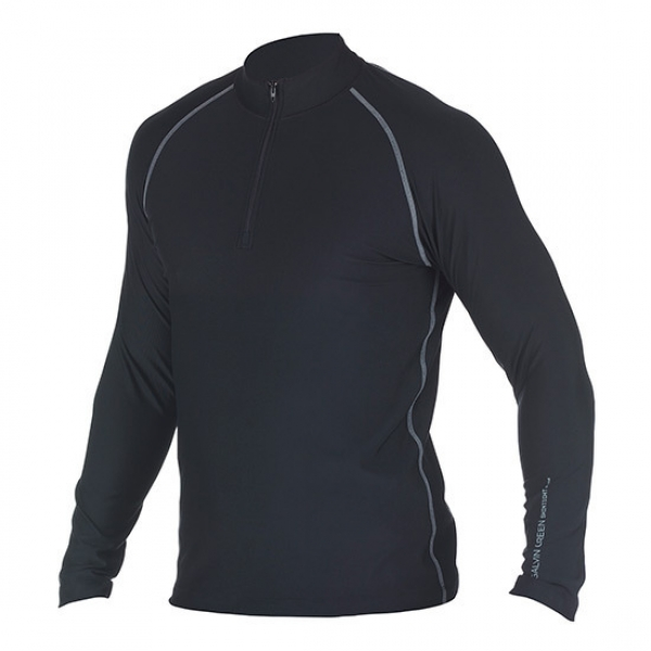Galvin Green EDISON mens LS Thermal, black