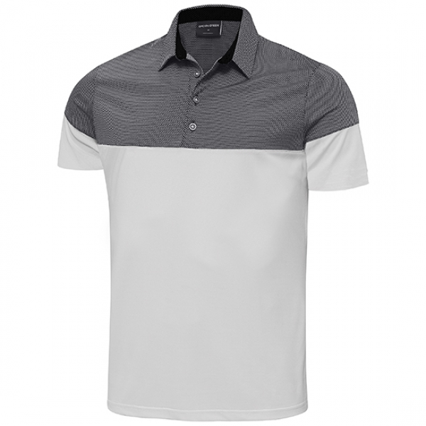 Galvin Green MILTON mens Polo, weiß