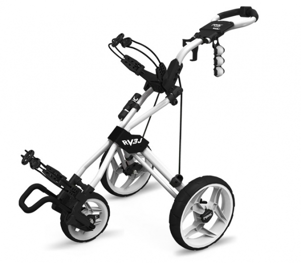 ROVIC Junior Push Trolley RV3J, weiß